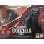 Godzilla 2014 Bandai Tamashi Sh Monsterarts