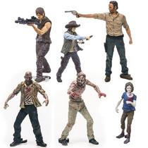 1 Boneco Miniatura The Walking Dead - Twd Mcfarlane Bag