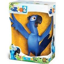 Boneco Blu Grande 28 Cm Filme Rio 2 - Grow
