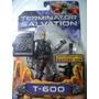 Boneco 10 Cm T 600 Articulado - Terminator Salvation Coleção