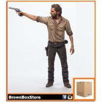 Figura The Walking Dead Rick Grimes Deluxe 25cm Mcfarlane
