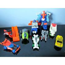 Lote Carros Hot Wheels E Transformers Coleção Mc Donalds