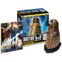 Gift Set Kit Dalek Miniatura E Livro - Doctor Who - Lacrado