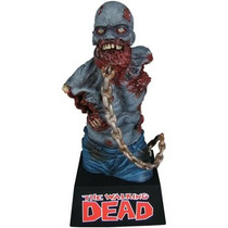 The Walking Dead Busto Pet Zombie 2 Cofre P Moedas - Diamond