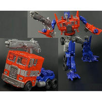 Transformers 4 Optimus Prime Voyager Class 20cm Lacrado Novo