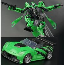 Crosshairs Corvette Deluxe Transformers 4 Lacrado