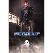 Robocop 3.0 Threezero (jiban Vader Batman Hot Toys Han Solo)