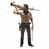 Boneco Rick Grimes - The Walking Death - Incriveis 25cm!