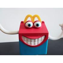 Boneco Happy Mc Donalds Mc Lanche Hora Da Aventura