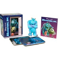 Monstros Sa Miniatura Monsters Inc. Disney Pixar Mini Kit