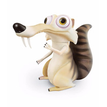 Scrat Esquilo Que Treme- A Era Do Gelo 3 - Grow - Novo