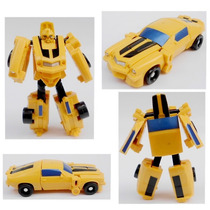 Bumblebee Transformers Robô Vira Carro Promocao Imperdivel
