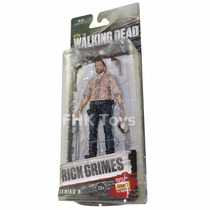 Figura Rick Grimes Series 6 The Walking Dead Mcfarlane Toys