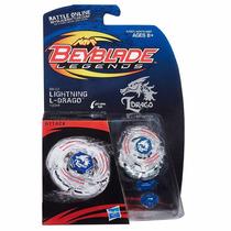 Pião Beyblade - Shogun Steel - Lightning Drago - Hasbro