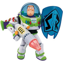 Boneco Buzz Lightyear Power Blaster Toy Story - Toyng 64095