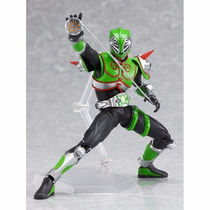 Kamen Rider Dragon Knight Camo Figma Ryuki Verde Figura