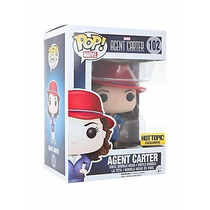 Marvel Agent Carter: Agent Peggy Carter Hot Topic Exclusivo