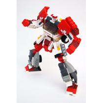Kre-o Transformers Ratchet Blocos De Montar Hasbro 30662