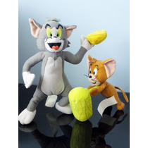 Tom E Jerry Mc Donalds Desenho Tv Pelucia Hanna Barbera