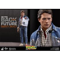 Hot Toys De Volta P O Futuro Marty Mcfly Back To The Future