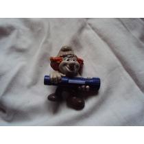 Boneco Personagem Hackus Do Smurfs Mc Donald