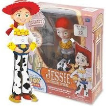Toy Story 3 - Jessie Cowgirl Falante - 32 Frases - Toyng. Lo