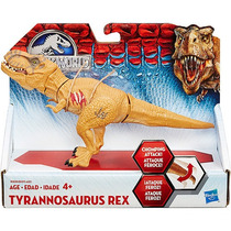Dinossauro Jurassic World Bash And Bite Tyrannasaurus Rex