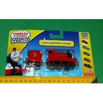 Thomas & Friends - Collectible Railway Locomotiva Miniatura