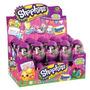 Caixa Com 30 Ovos Surpresa Shopkins Série 2 Dtc 3717 Fg