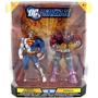 Dc Universe 2 Pack: Cyborg Superman E Mongul - Mattel