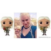Funko Pop Daenerys Targaryen Games Of Thrones Envio Imediato