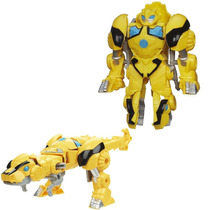 Boneco Transformers Rescue Bots A7024 Bumblebee - Hasbro