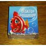 The Desktop Aquarium Mega Mini Kit Aquário Miniatura
