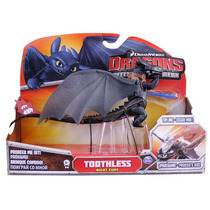 Como Treinar Dragão Toothless Night Fury Banguela
