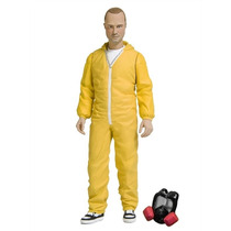 Jesse Pinkman Breaking Bad Yelow Suit Mezco.