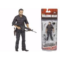 The Walking Dead Tv Series 7.5 Woodbury Assault Rick Grimes