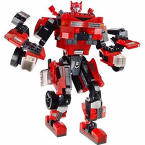 Kre-o Transformers Sideswipe Blocos De Montar Hasbro 31771