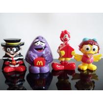 Coleção Completa Mc Donalds Turma Do Ronald Mcdonald !!!
