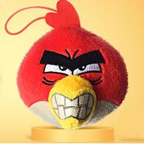 Pelucia Angry Birds Red - Coleção Lanche Mc Donalds