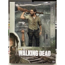 Tk0 Toy The Walking Dead Tv 10-inch Rick Grimes / Mcfarlane