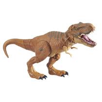 Jurassic World Tyrannosaurus Rex Eletrônico B2875 Hasbro