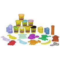 Massinha Play-do Para Modelar E Criar Minions B0498 Hasbro