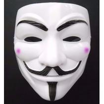 30 X Máscara V De Vingança - Anonymous Vendetta Gvoouy Fawke