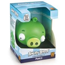 Boneco Angry Birds Porco Grow