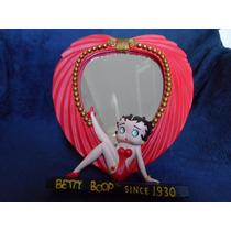 Espelho De Resina Betty Boop