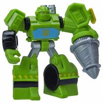 Transformers Rescue Bots Boulder O Robô Construtor B0348