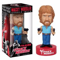 Chuck Norris Funko Wacky Wobbler Fu-2415