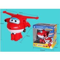 Super Wings Discovery Kids - Jet - Pronta Entrega!