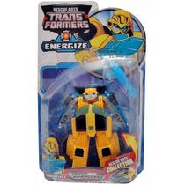 Boneco Bumblebee Transformers Rescue Bots Energize Robô Carr