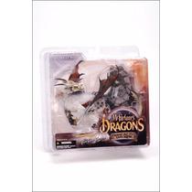 Fire Dragon Clan 1, Mcfarlane Toys Dragão Novo Muito Raro